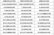 2021年91所省属高校在川开展高职单招工作